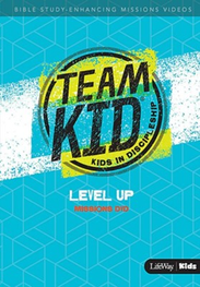 TeamKid: Level Up Missions DVD