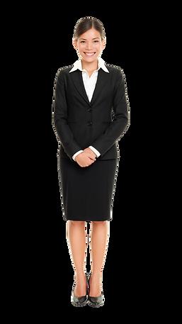 30s Asian Female Black Suit.png