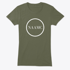 WOMEN'S NAAMC TRI-BLEND PREMIUM TEE