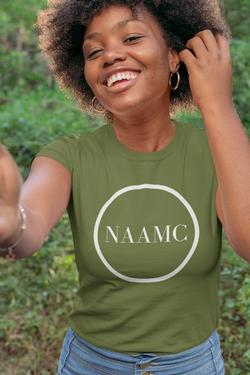 WOMEN'S NAAMC TRI-BLEND PREMIUM TEE 1