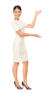 Asian Woman White Suit Showing.png