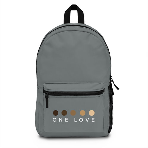 One Love Backpack (Made in USA)