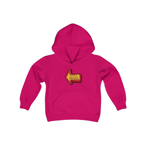 Thompson Woods Trail Youth Heavy Blend Hooded Sweatshirt