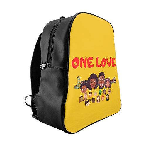 Thompson Woods Trail Kids Yellow School Backpack
