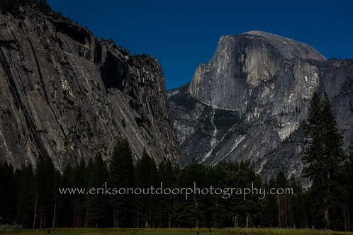 Half Dome, Yosemite National Park, California, Cards and Prints