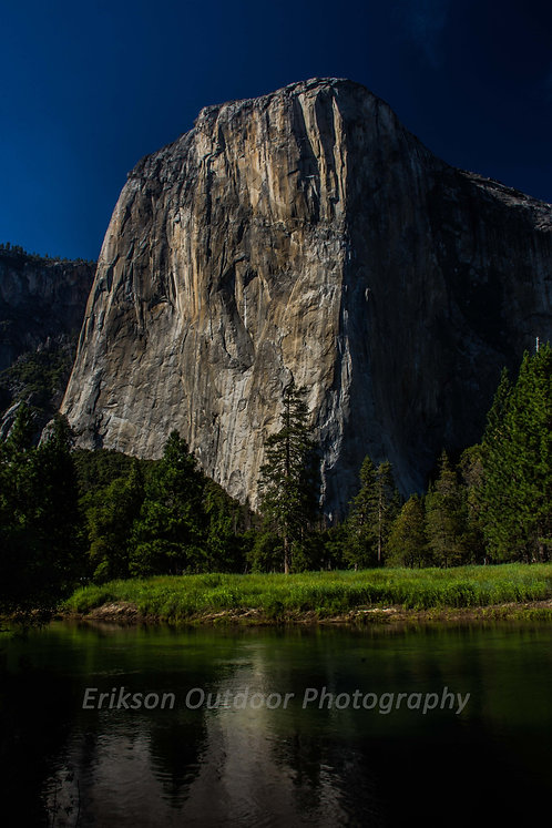 El Capitan, Yosemite National Park, California, Cards and Prints
