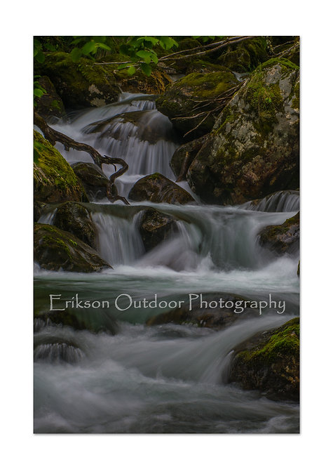Frondola, Aurland, Norway, Cards and Prints