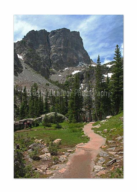 Hallett Peak, Cards and Prints