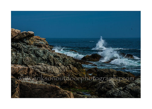 Acadia Coast, Maine, Cards and Prints