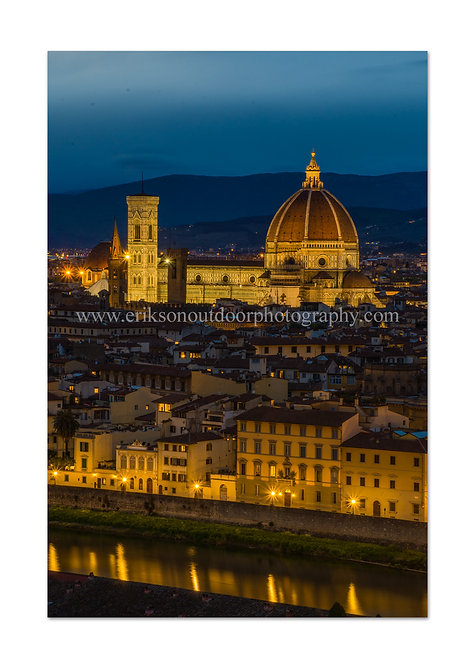 Cathedral of Saint Mary of the Flower/Florence Italy, Cards and Prints