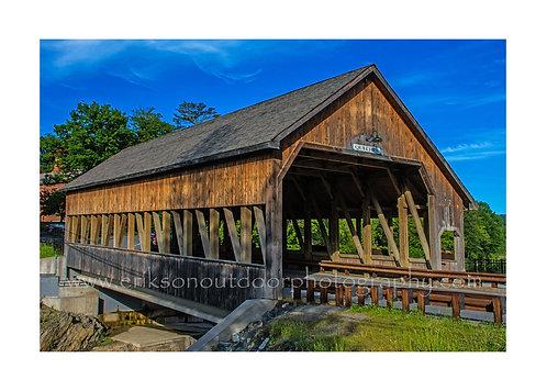 Quechee Bridge, Hartford, Vermont, Cards and Prints