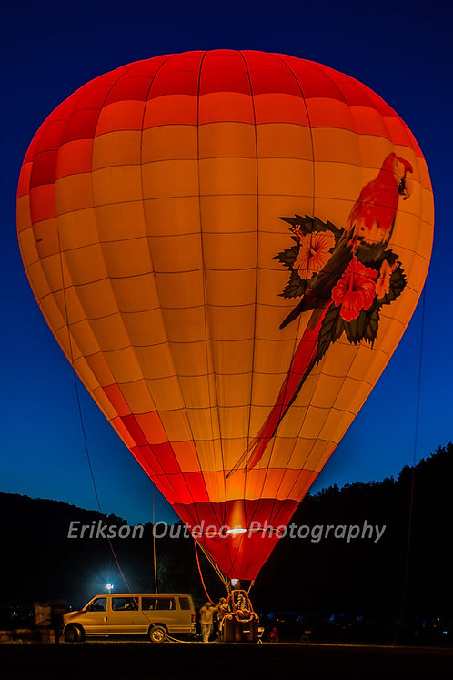 Balloon Glow, Cards and Prints