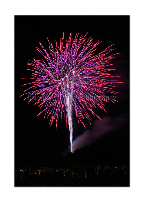 Fireworks, Cards and Prints