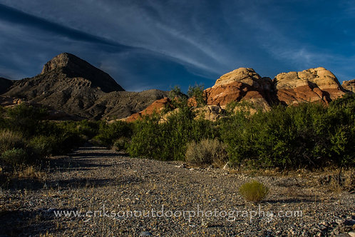 Turtle Head Peak & Calico Hills, Cards and Prints