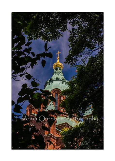 Uspenski Cathedral, Helsinki, Cards and Prints