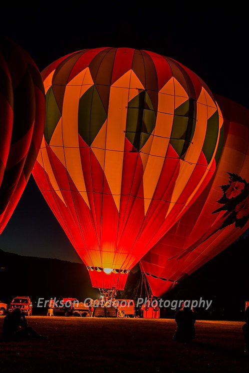 Balloon Glow #2, Cards and Prints