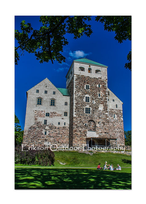 Turku Castle, Turku, Finland, Cards and Prints