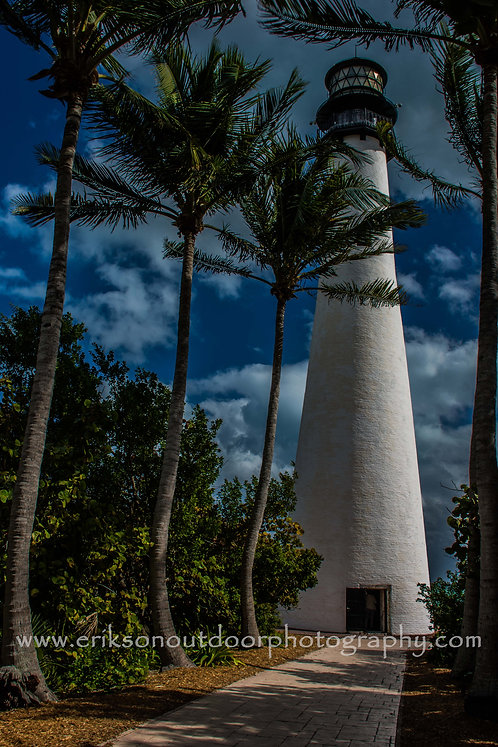 Cape Florida Lighthouse, Cards and Prints