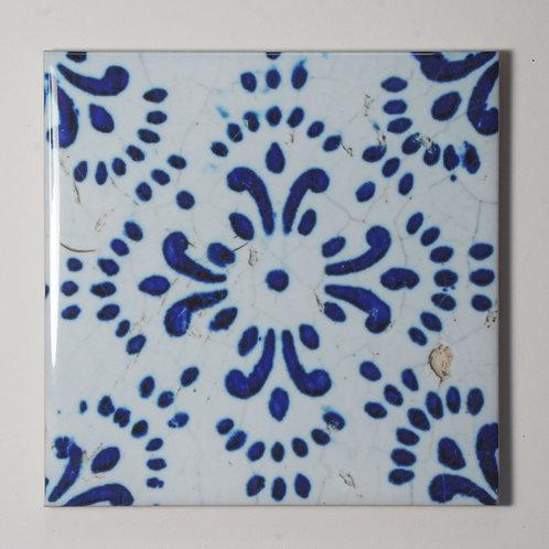 Ceramic Coaster or Trivet - Print Of Wall Tile From The Trajan Forum