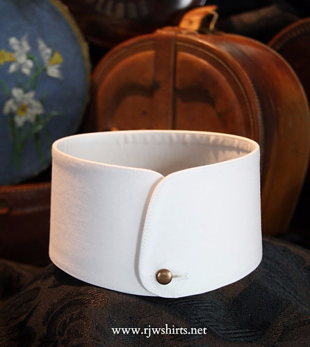 "Washable Vogue Collar - 2.5"""