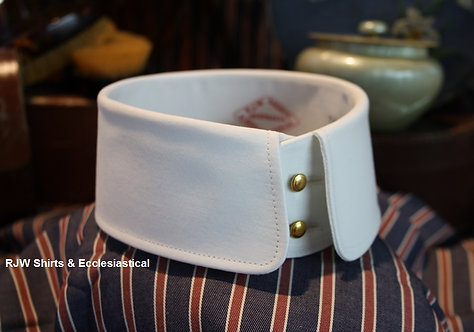 """Washable Clubbed Collar 2.5"""""""