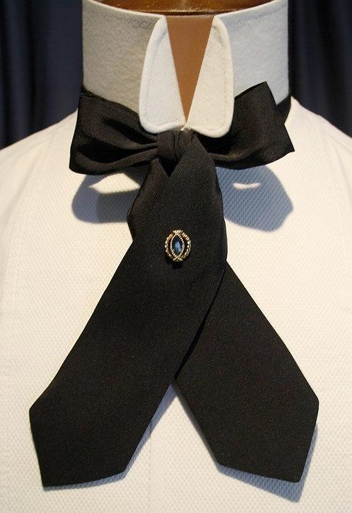 Strawberry Knot Bow Tie (Self-tie)