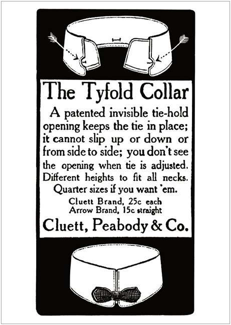 Poster - Tyfold Collar - A2 Size 42cm x 59.4cm