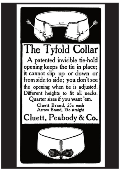Postcard - Tyfold Collar