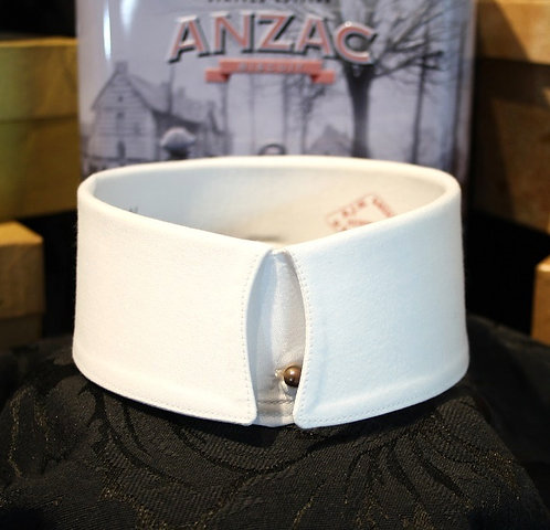 Washable Gothic Collar - 2 1/8""