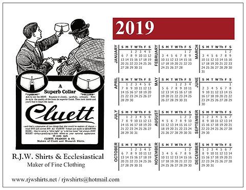 Fridge Magnet - Cluett Theme 2019