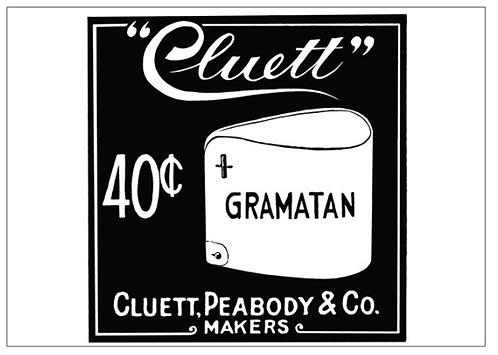 Postcard - Gramatan Cuffs