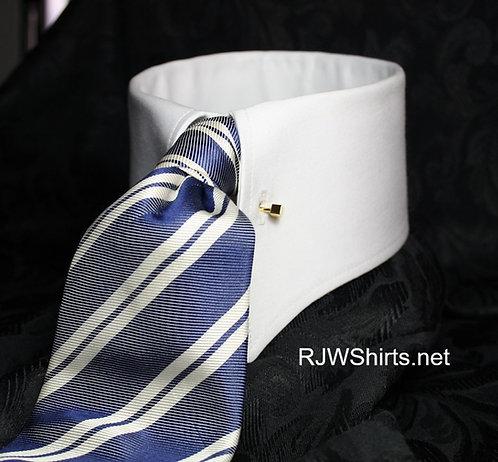 "Washable Winged Collar-Pin Collar 3"""