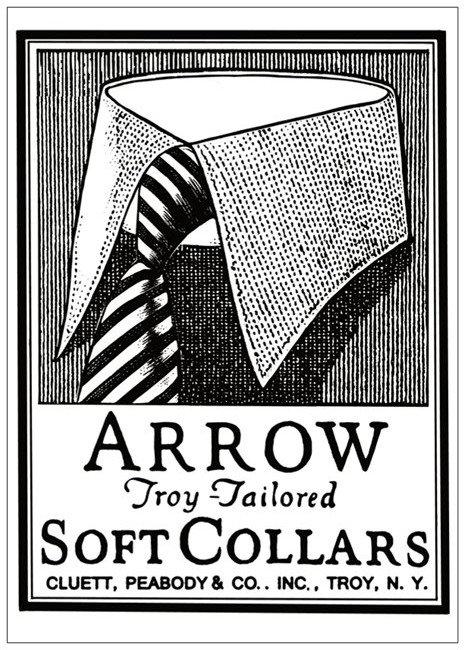 Postcard - Arrow Collars