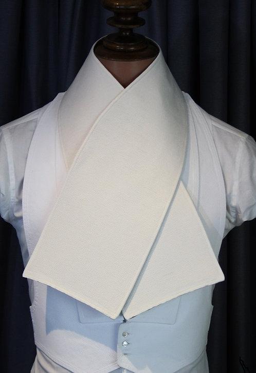 Oxford Muffler - Peau de Soie Full Dress Protector