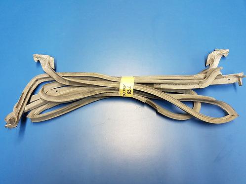 Mercedes Door Rubber Set W111 & W112 Coupe - 111 720 63 78, 1117206478