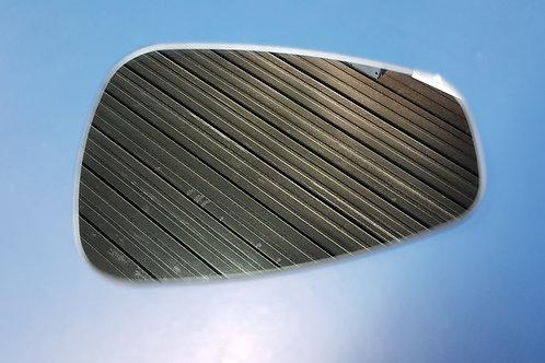 Mercedes W105 - W180 Side Mirror Glass - Teardrop: - 180 811 01 66, 1808110166