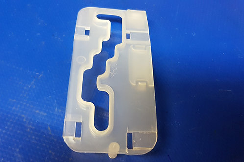 Mercedes W107 - W123 Auto Selector Inlay P Upper- 000 260 09 72, 0002600972