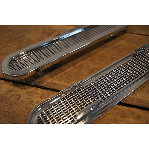 Mercedes W113 - Vents Seat Back Set (Rep) Pt No: - 113 914 00 59, 1139140059