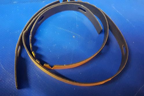 Mercedes W108 – W109 Bonnet Grill Gasket - 108 888 00 98, 10888800 98