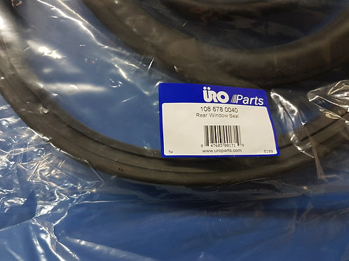 Mercedes W108 & W109 Rear Windscreen Rubber A/M - 108 678 00 40, 1086780040