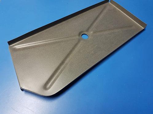 Mercedes W107 SL & SLC Right Hand boot floor repair panel - 107 610 18 61