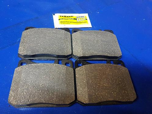 Mercedes MB Trac & Unimog Brake pads - 003 420 74 20, 0034207420
