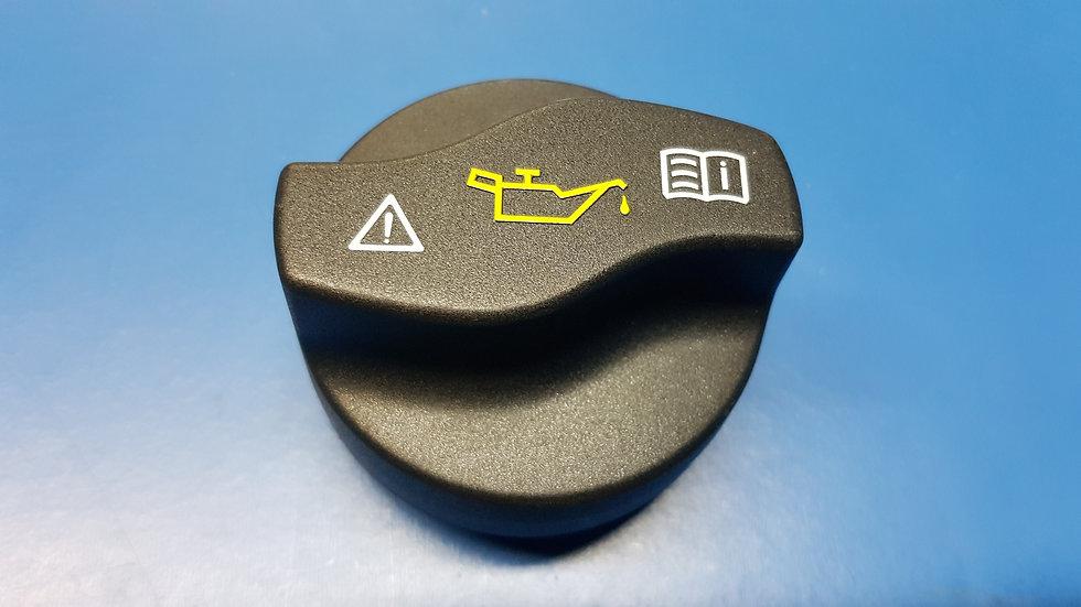 Mercedes W461 - W463, OM642 & OM652  Oil Filler Cap - 000 010 15 85, 0000101585