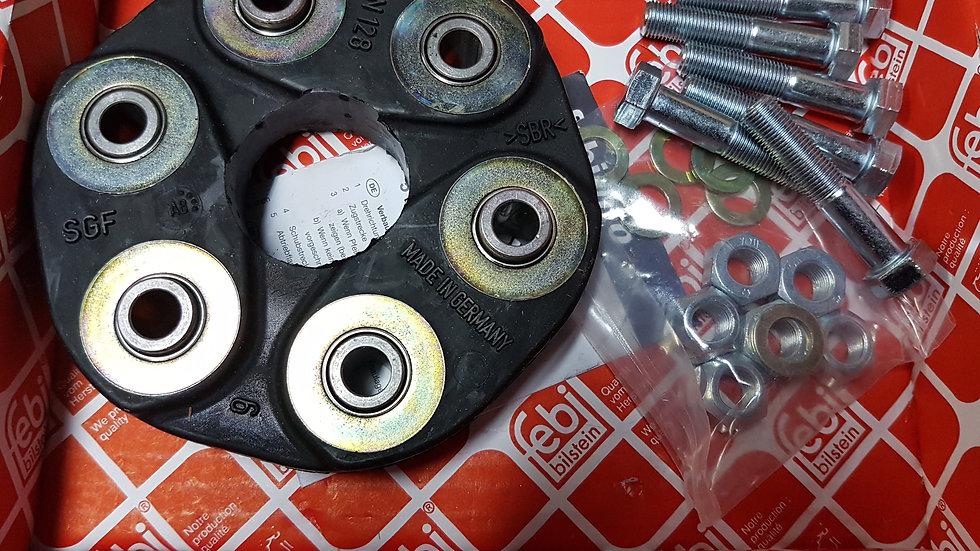 Mercedes W107 - W126 Ft/Rr Flex Repair Kit - 126 410 02 15, 1264100215