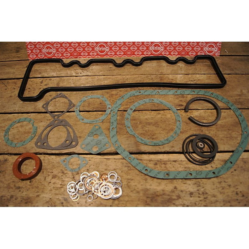 Mercedes M129.9809/982 Crankshaft Housing Gasket Set - 129 010 17 08, 1290101708