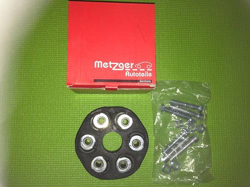 Mercedes W107, W123, W124 & W201 Flex Disk Joint kit - 107 410 02 15, 1074100215