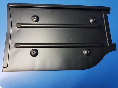 Mercedes W107 Left hand Boot floor repair panel (Replica) - 107 616 02 42