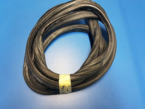 Mercedes W123 sedan Rear Windscreen Rubber  (OEM) - 123 670 02 39, 1236700239