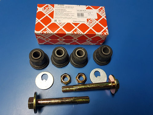 Mercedes W107, W114 - W123 & W126 Lwr Inner Cont Arm Bush Kit - 115 330 16 75
