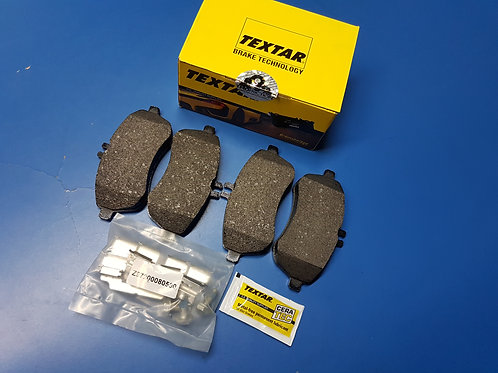 Mercedes W204, W207 & W212 Front Brake Pad Set - 007 420 55 20, 0074205520